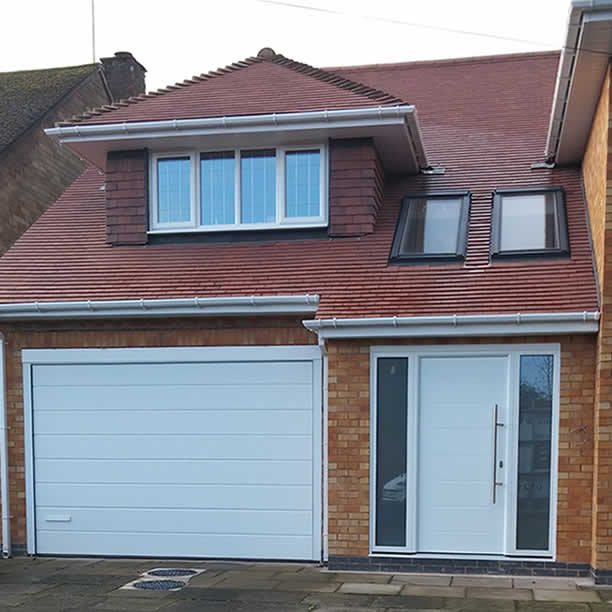 Avonvale Garage Doors Glazing Solihull West Midlands Garage