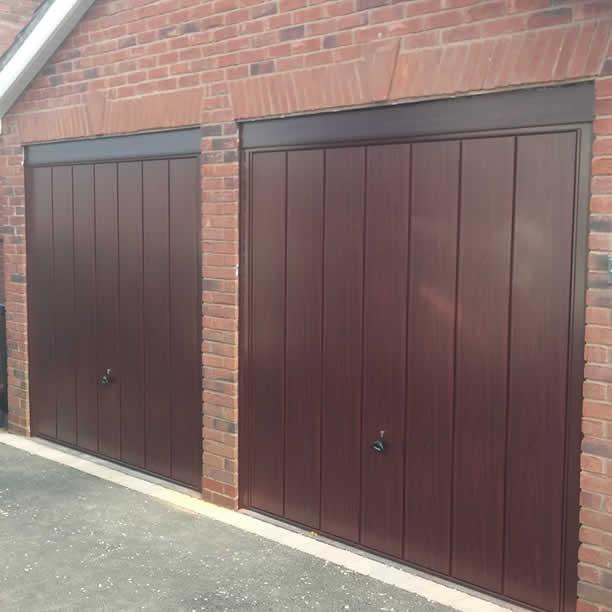 Avonvale Garage Doors Glazing Solihull West Midlands Garage